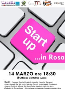 2014.03.14 - Start Up  ...in Rosa