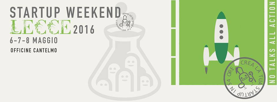Startup Weekend - Lecce 2016
