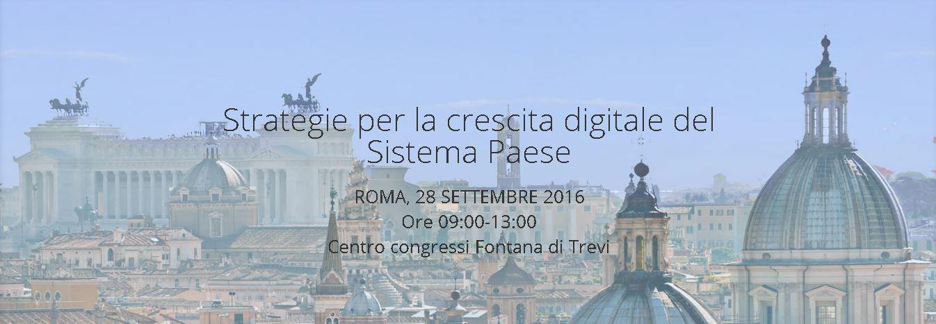 Locandina evento su web